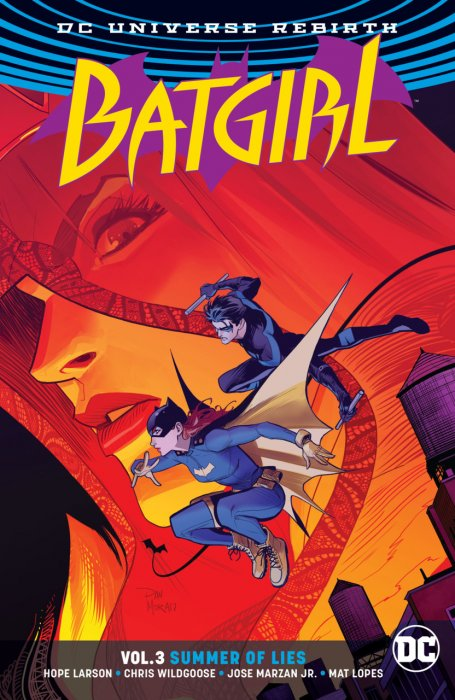 Batgirl Vol.3 - Summer of Lies