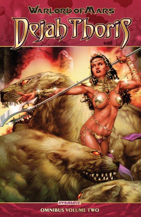 Warlord of Mars - Dejah Thoris Omnibus Vol.2