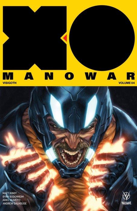 X-O Manowar Vol.4 - Visigoth