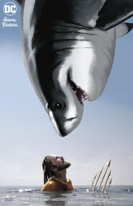 Aquaman - Jabberjaw Special #1