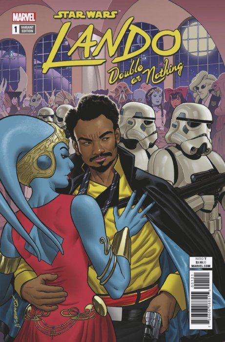Star Wars - Lando - Double Or Nothing #1