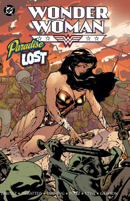 Wonder Woman - Paradise Lost #1 - TPB