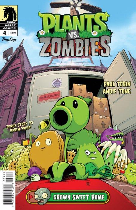 Plants vs. Zombies Vol.4-9 Complete