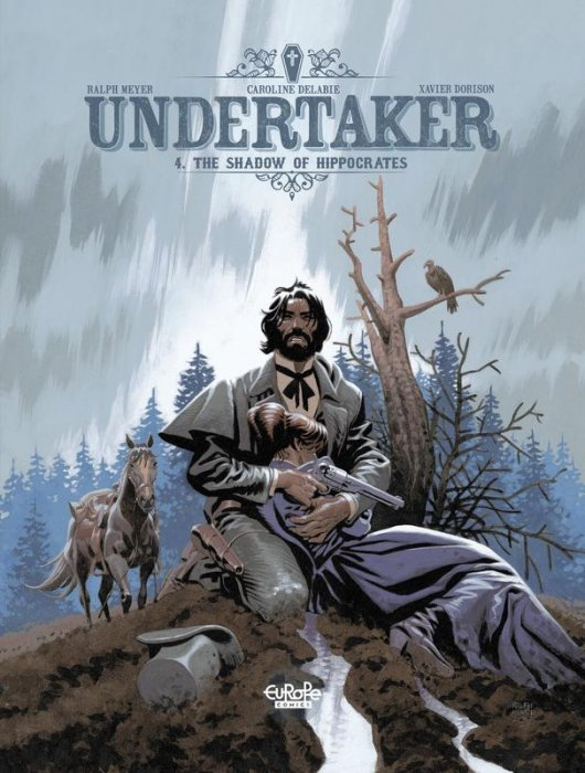 Undertaker #4 - The Shadow of Hippocrates