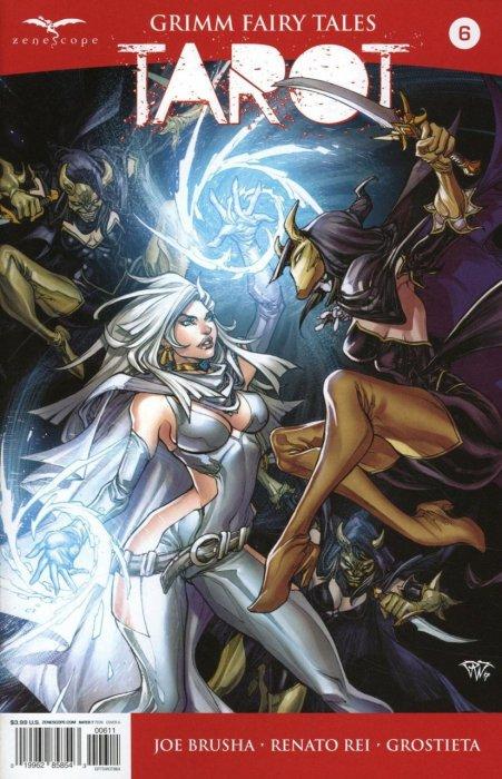 Grimm Fairy Tales - Tarot #6