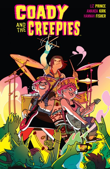 Coady and the Creepies #1 - TPB