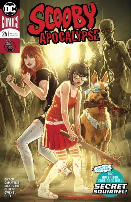 Scooby Apocalypse #26