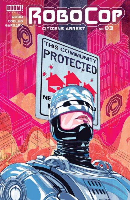 Robocop - Citizens Arrest #3