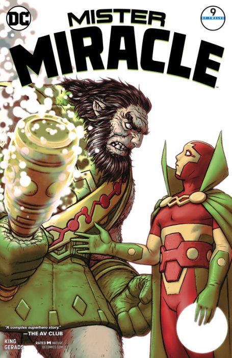 Mister Miracle #9