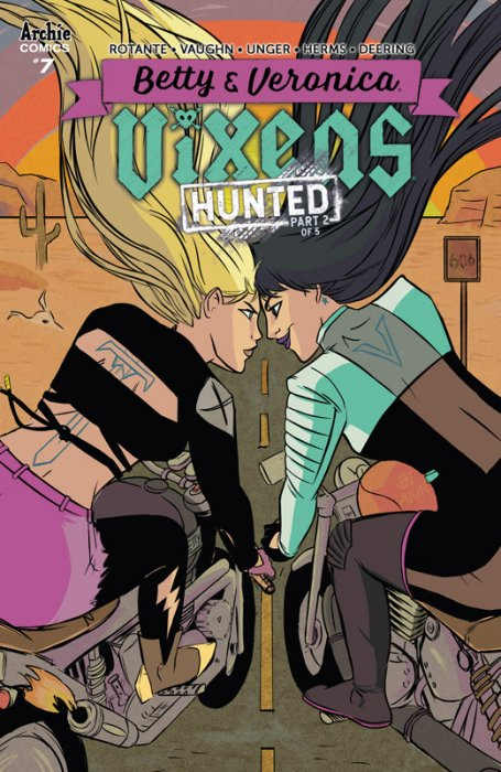 Betty & Veronica - Vixens #7