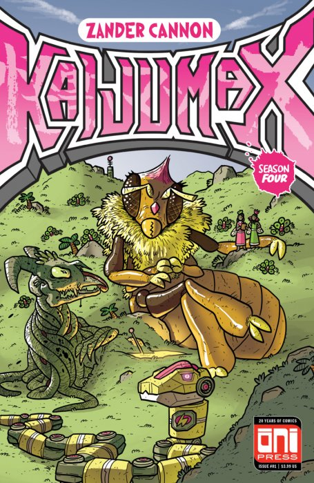 Kaijumax - Season Four #1