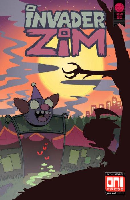 Invader Zim #31