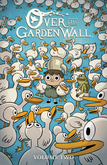 Over The Garden Wall Vol.2