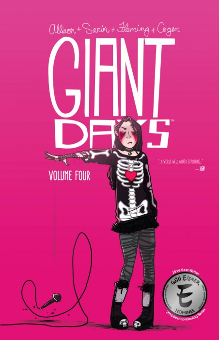 Giant Days Vol.4-6 Complete