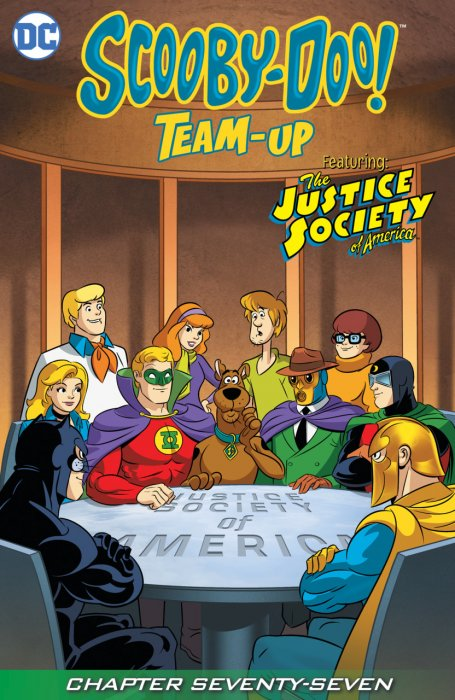 Scooby-Doo Team-Up #77