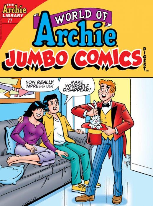 World of Archie Comics Digest #77