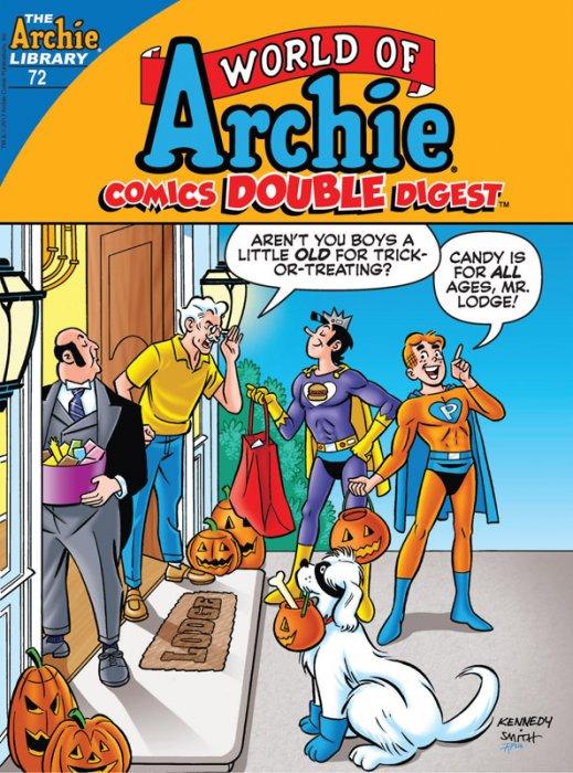 World of Archie Comics Double Digest #72
