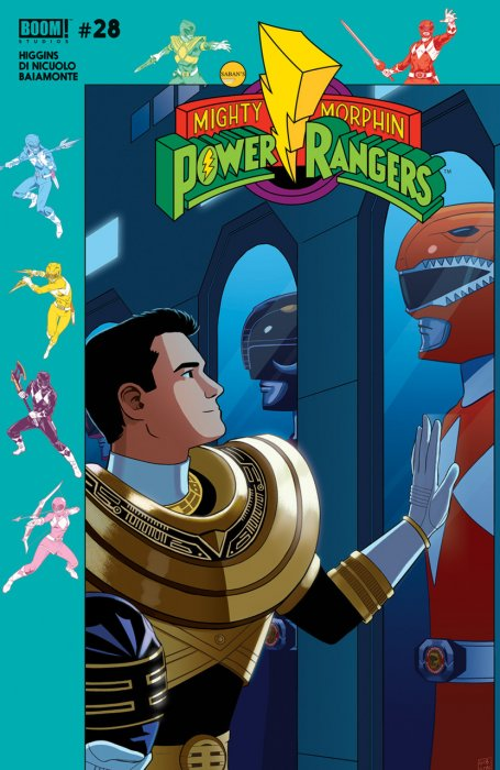 Mighty Morphin Power Rangers #28