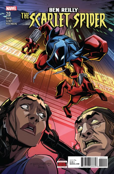 Ben Reilly - Scarlet Spider #20