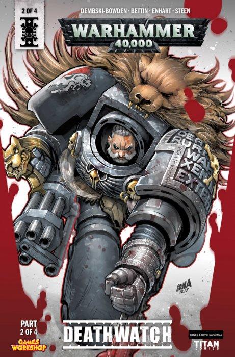 Warhammer 40 000 - Deathwatch #2
