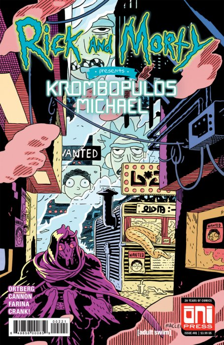 Rick and Morty Presents #2 - Krombopulos Michael