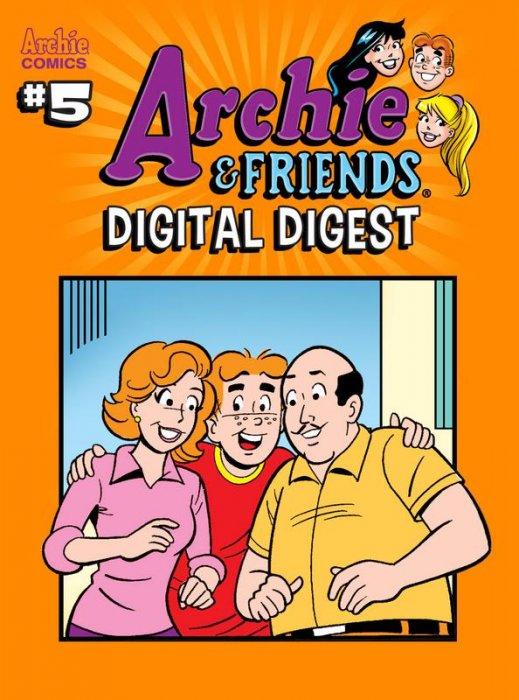 Archie & Friends Digital Digest #5