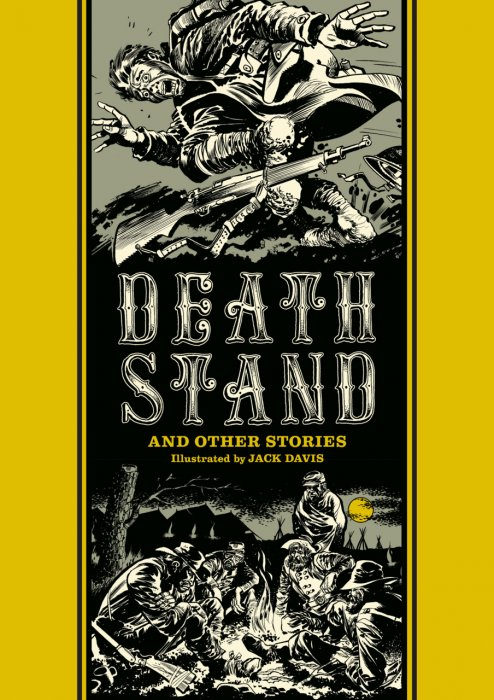 Death Stand and Other Stories #1 - HC