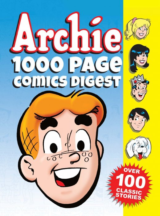 Archie 1000 Page Digest #1 - TPB