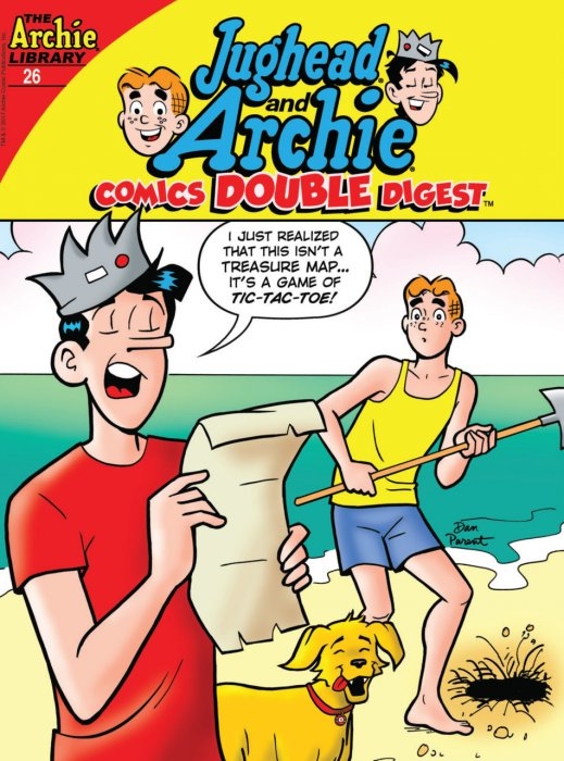 Jughead and Archie Comics Double Digest #26