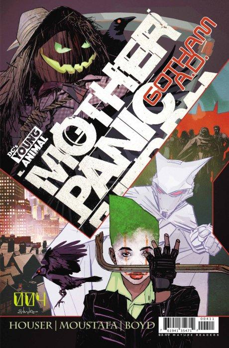 Mother Panic - Gotham A.D. #4