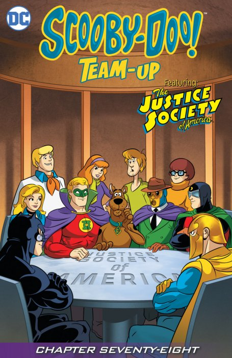 Scooby-Doo Team-Up #78