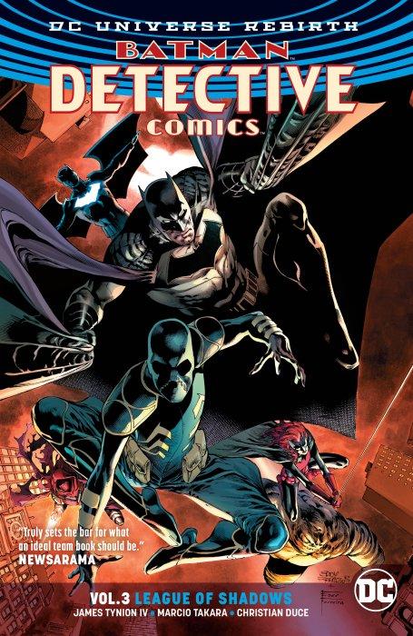 Batman - Detective Comics Vol.3 - League of Shadows