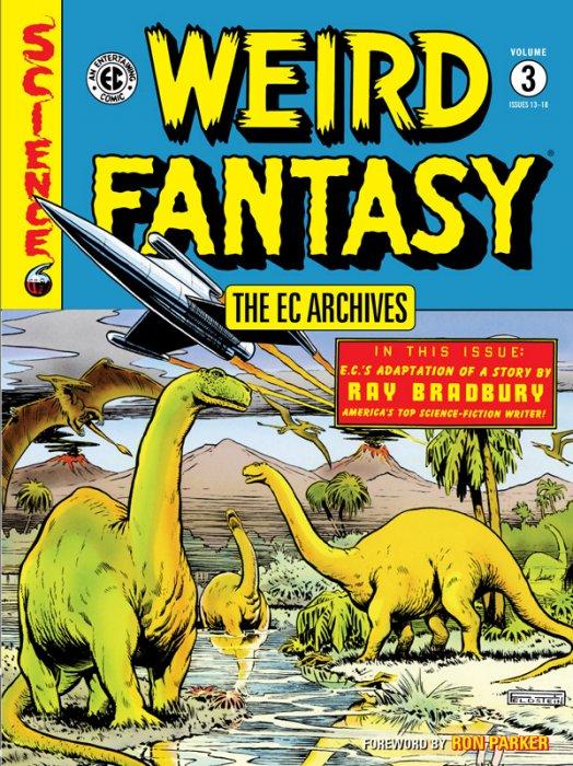 The EC Archives - Weird Fantasy Vol.3