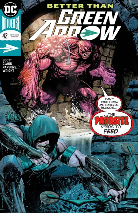 Green Arrow #42