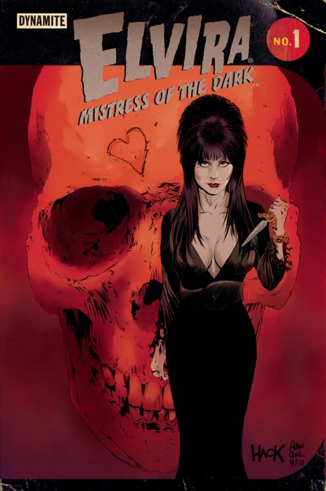 Elvira - Mistress of the Dark #1