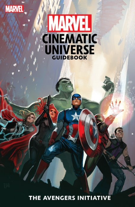 Marvel Cinematic Universe Guidebook - The Avengers Initiative #1 - HC