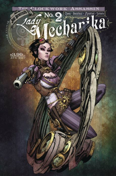 Lady Mechanika - The Clockwork Assassin #2