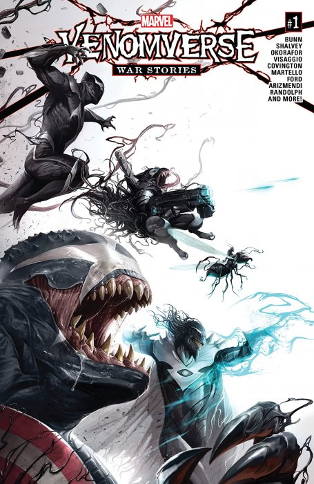 Edge of Venomverse - War Stories #1