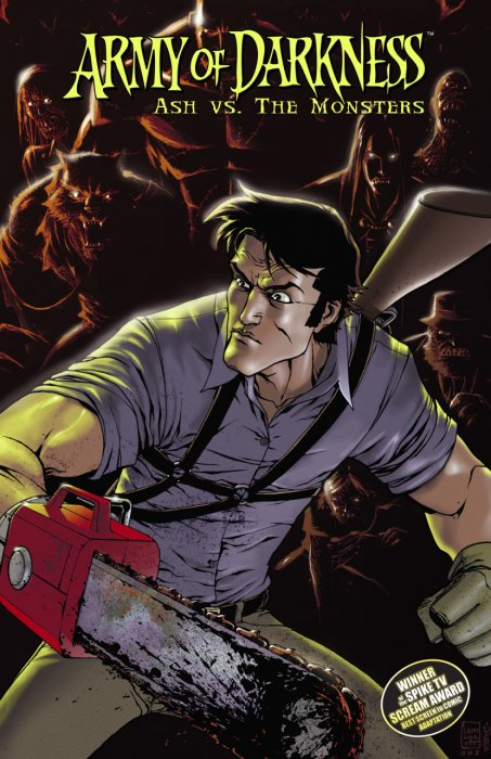 Army of Darkness - Ash vs. The Monsters #1 - TPB