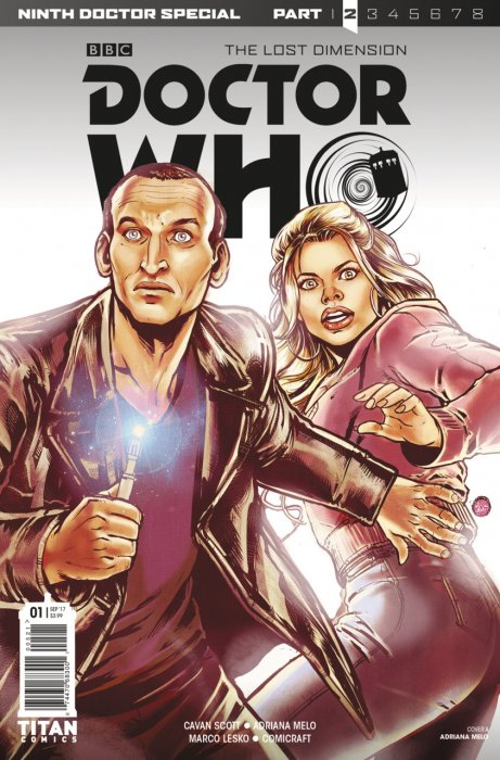 Doctor Who The Ninth Special #1