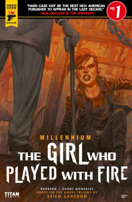 Millennium - The Girl Who Played with Fire #1