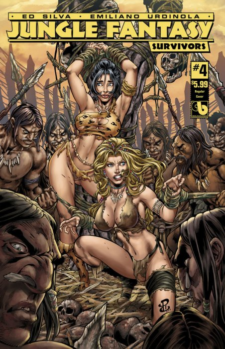 Jungle Fantasy - Survivors #4