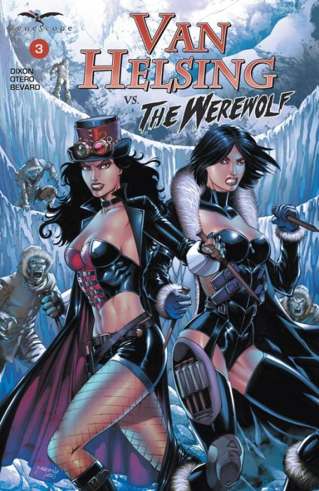 Van Helsing Vs. The Werewolf #3