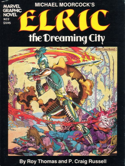 Elric - The Dreaming City #1 - GN