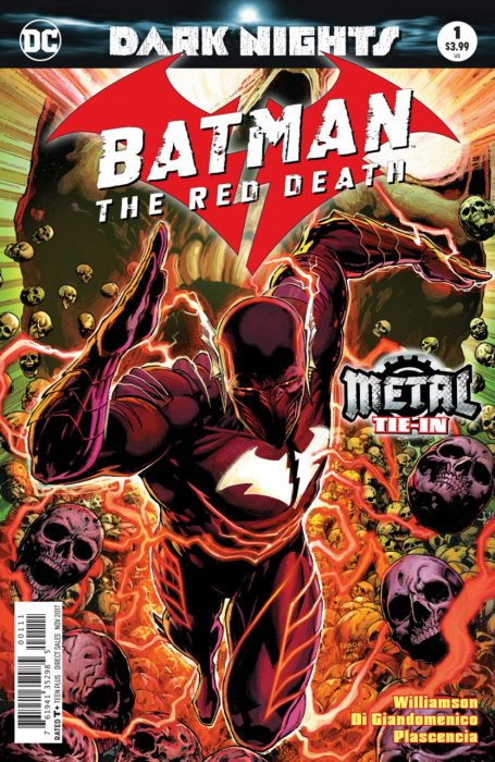 Batman - The Red Death #1