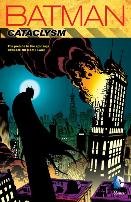 Batman - Cataclysm #1