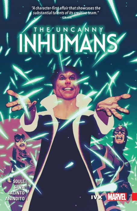 Uncanny Inhumans Vol.4 - IvX