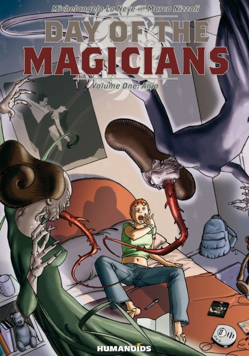 Day of the Magicians #1