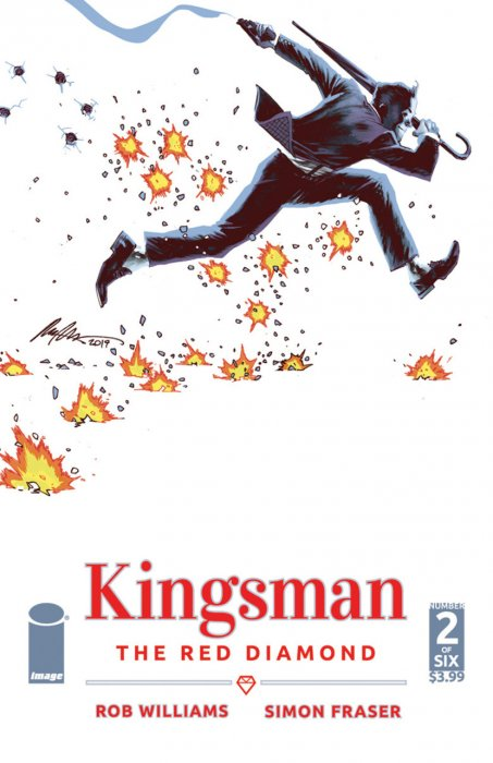 Kingsman - The Red Diamond #02