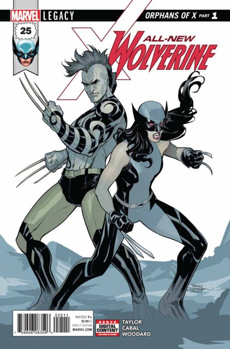 All-New Wolverine #25